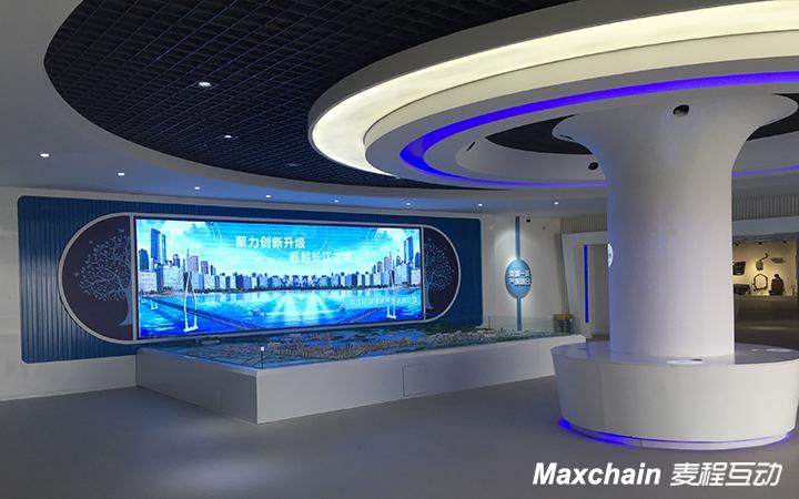 九江经济开发区规划展示馆